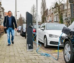 Allego regular charging