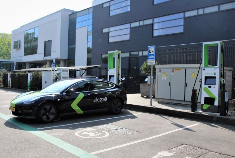 Fast charging Eindhoven